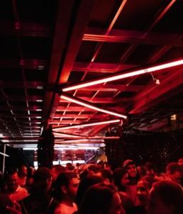 Züri Fäscht 2019 Bellevue LED