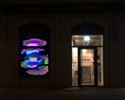 Max Chocolatier Luzern Schaufenster Fassade