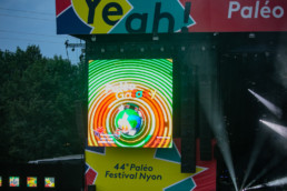Paleo Festival Screen